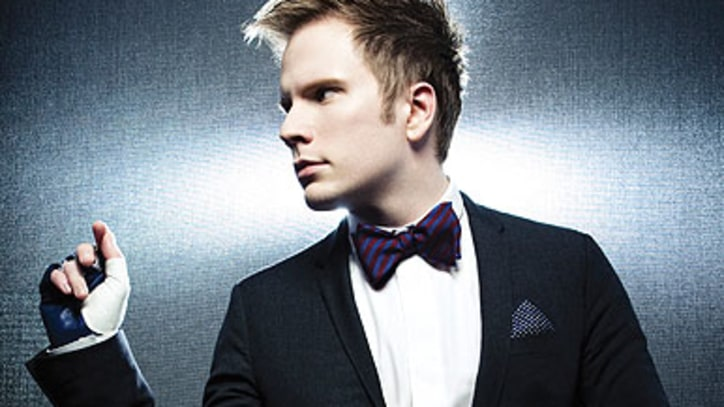 Exclusive Stream: Patrick Stump Embraces Club Pop on 'Soul Punk'