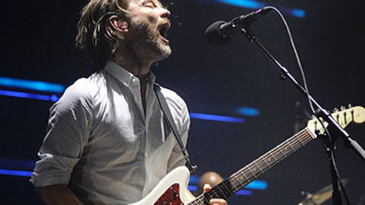 Radiohead Reloads for Post-'King of Limbs' Blitz