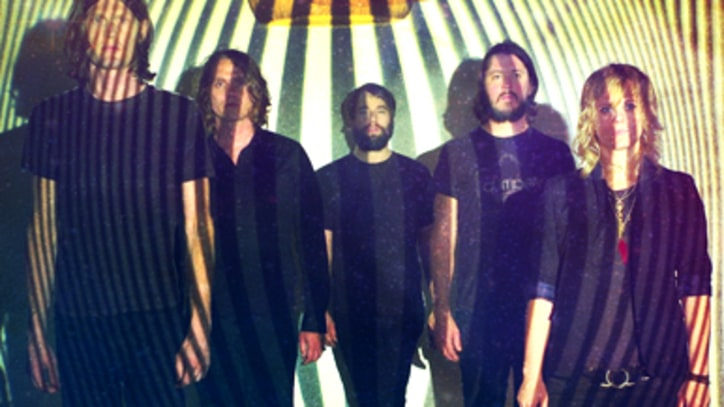 Exclusive Download: The Black Angels' Psychedelic 'At Night'