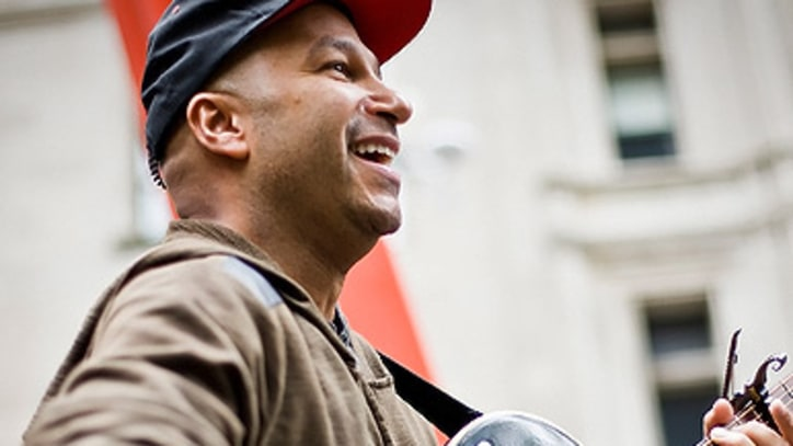 Week in Review: Occupy Wall Street Heats Up With Tom Morello Performance