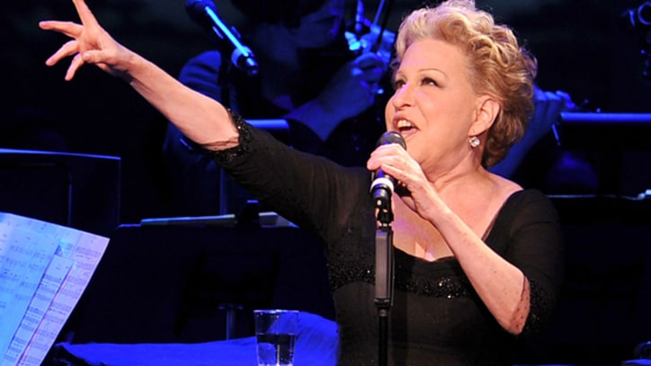 Bette Midler Sells Wardrobe for Charity