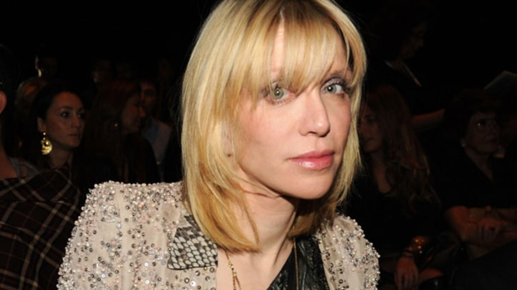 Courtney Love Held Responsible for Missing Jewelry