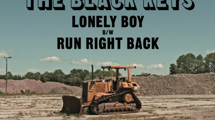 Exclusive: Black Keys Reveal Cover Art For 'Lonely Boy'
