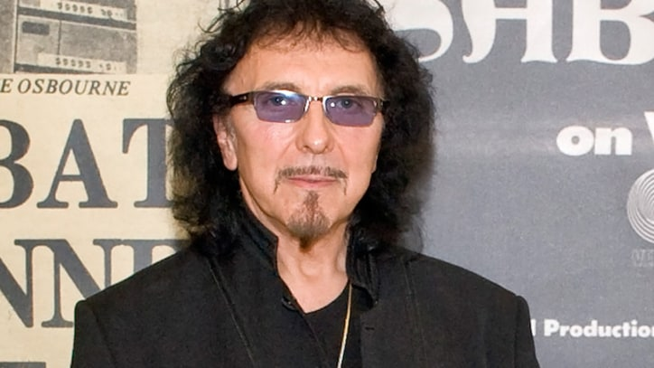 Tony Iommi's Journey Through Heaven and Hell