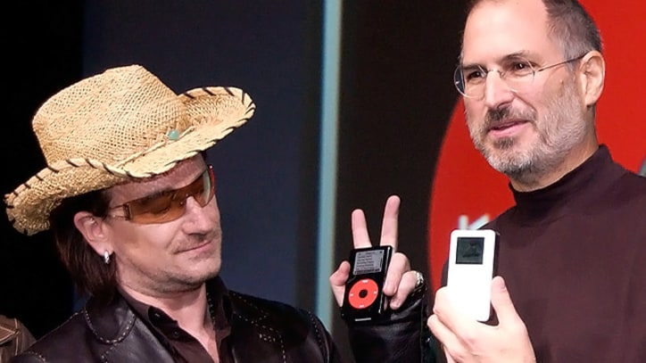 New Steve Jobs Bio Reveals Details of His Relationships With Bob Dylan, Bono