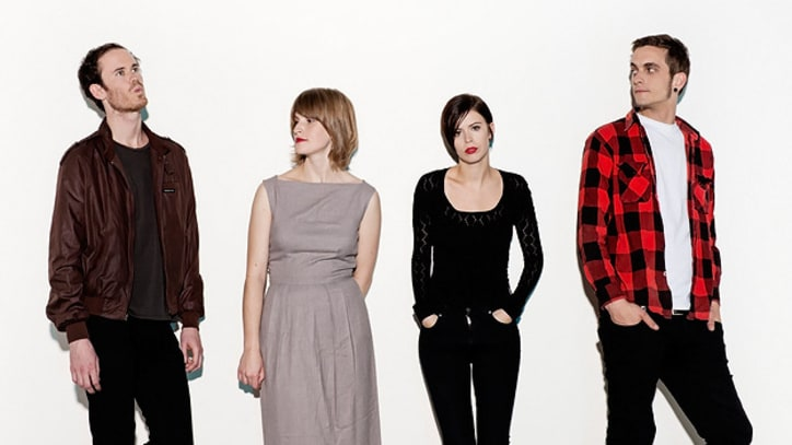 Exclusive: The Jezabels' 'Try Colour'
