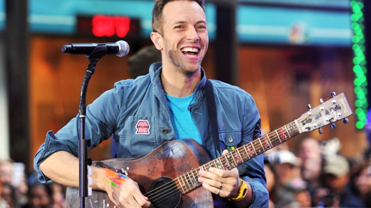 Coldplay Won't Stream 'Mylo Xyloto'