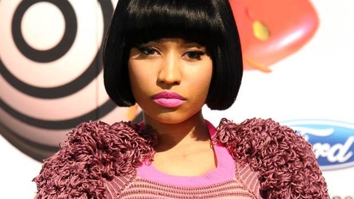 Nicki Minaj Gets in Fight With Maid