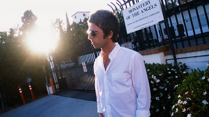 Full Album Stream: Noel Gallagher's High Flying Birds' Self-Titled Debut