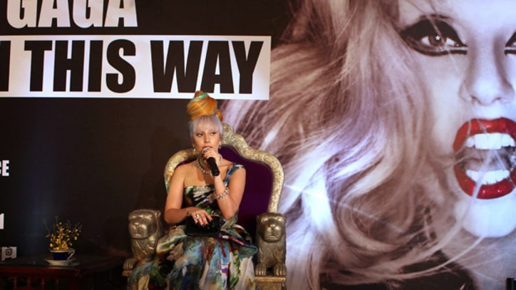 Lady Gaga Launches Youth Empowerment Organization