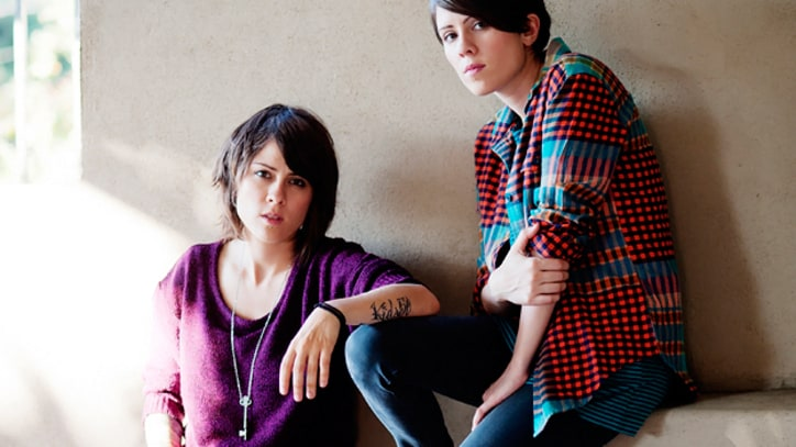 Exclusive Stream: Tegan and Sara Strip Down on 'Get Along'