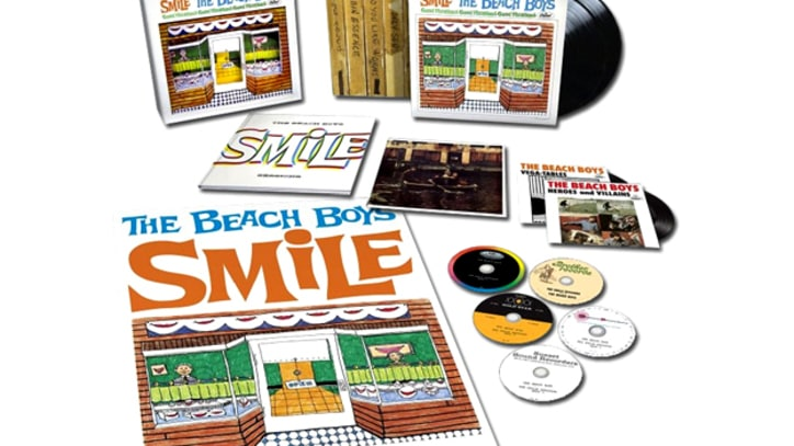 Win the Beach Boys' 'Smile Sessions' Box Set