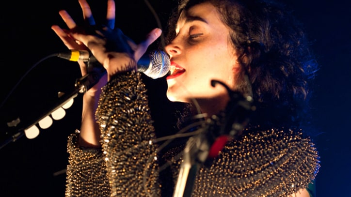 St. Vincent Cuts Loose in New York