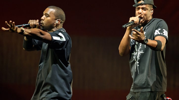 Week in Review: Jay-Z and Kanye West Dominate on Their 'Watch the Throne' Tour