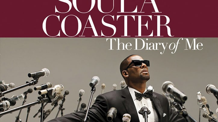 R. Kelly Reveals Cover of 'Soula Coaster: The Diary of Me'