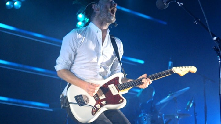 Radiohead Announce 'From the Basement' DVD
