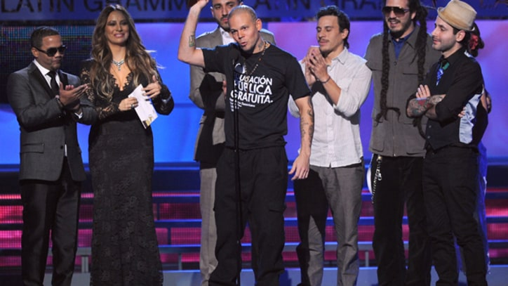 Calle 13 Wins Nine Awards at Latin Grammys
