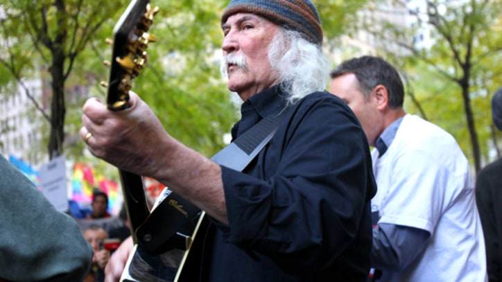 Rockers Respond to Occupy Wall Street Eviction