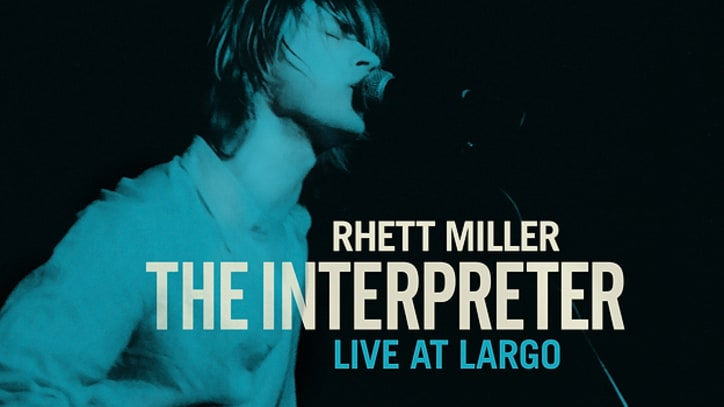 Exclusive Album Premiere: Rhett Miller's 'The Interpreter: Live at Largo'