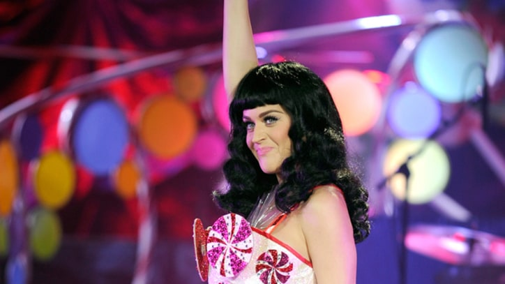 On the Charts: Katy Perry Scores Again