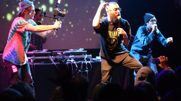 Das Racist Close Out Tour With Raucous Hometown Show
