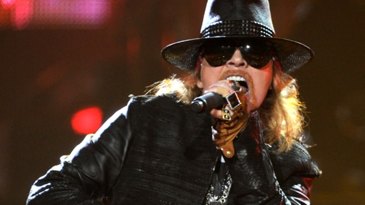 Guns N' Roses Roar Back at Monster N.J. Show