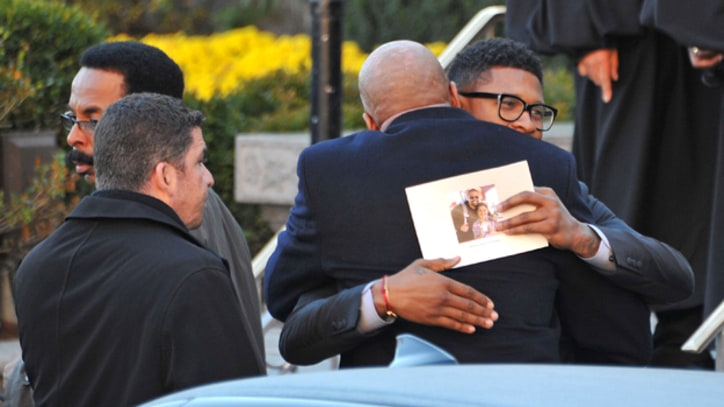 Heavy D Mourned by Diddy, Al Sharpton, Obama at Emotional Hometown Funeral