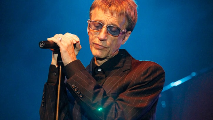 Robin Gibb Struggling With Liver Cancer