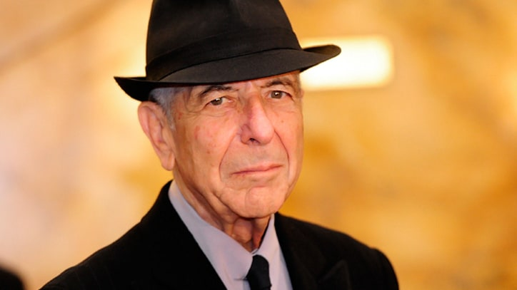 Listen: Three Songs From Leonard Cohen's New Album