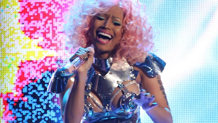 Nicki Minaj Reveals Valentine's Day Release for 'Roman Reloaded'