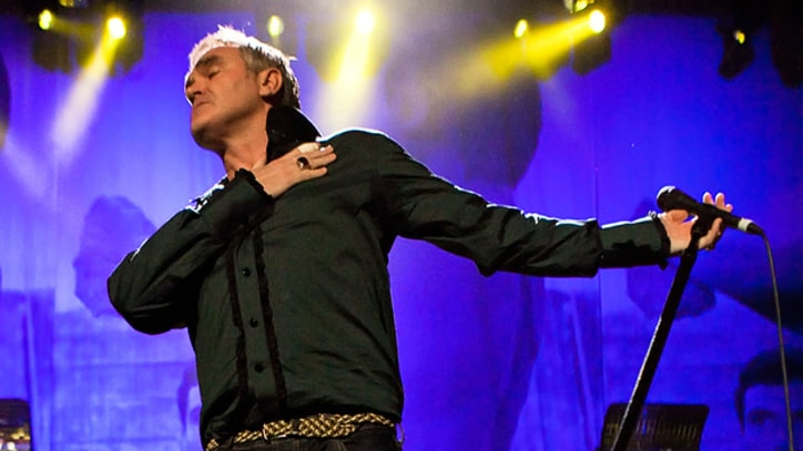 Morrissey Plays Intimate, Last-Minute L.A. Show
