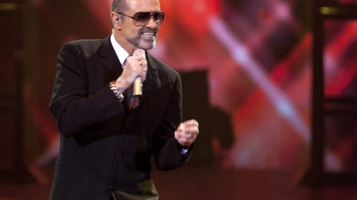 George Michael Cancels Tour After Being Hospitalized for Pneumonia