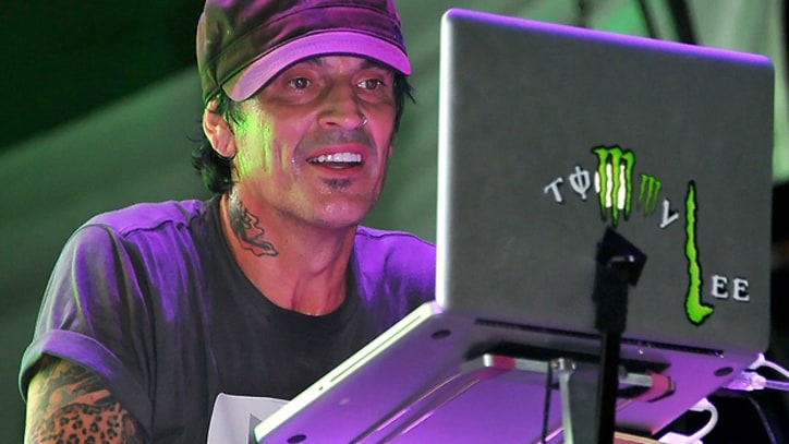 Tommy Lee's Former Assistant Suing for Unpaid Wages