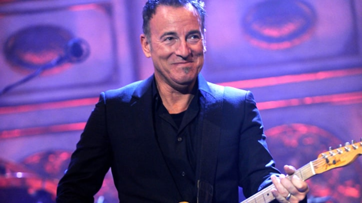 Bruce Springsteen Finishing Up New Album
