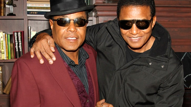 Tito and Jackie Jackson On 'Michael Jackson the Immortal' Tour and Fan Fest