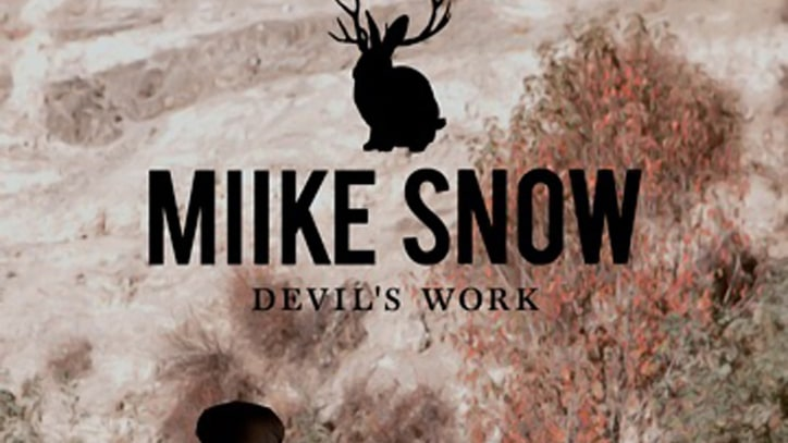 Exclusive Stream: Miike Snow Return with 'Devil's Work'