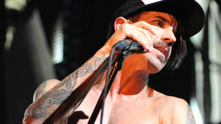Anthony Kiedis on Rock and Roll Hall of Fame Induction: 'My Dad Cried When I Told Him'