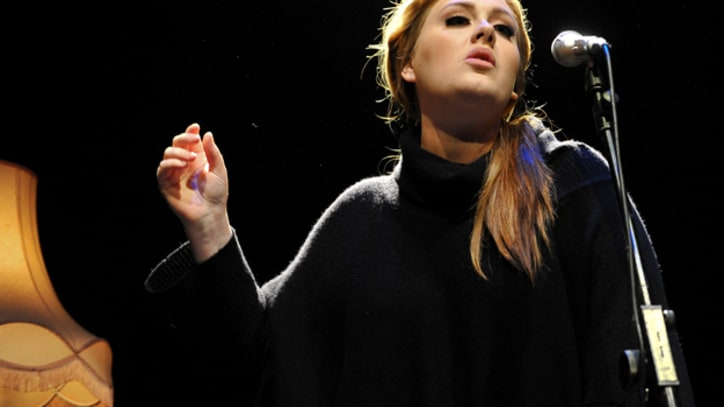 Adele's Tour Rider Requires Charity Donations for Comp Tickets, Insists on European Beer