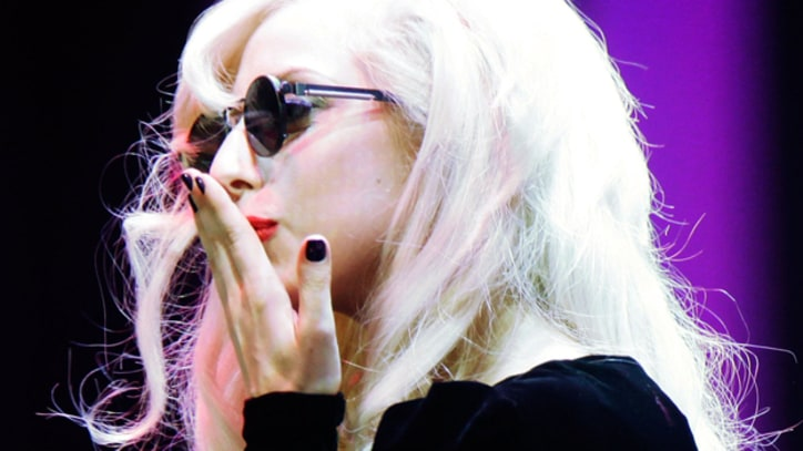 Lady Gaga Visits White House to Discuss Born This Way Foundation