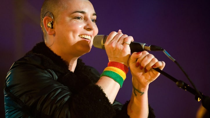 Sinead O'Connor Getting Married for Fourth Time
