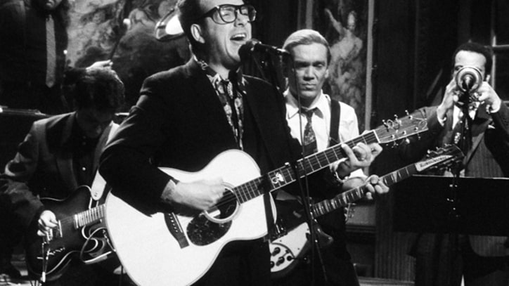 Week in Rock History: Elvis Costello Defies 'Saturday Night Live'
