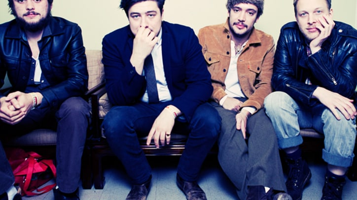 Mumford and Sons: Second Album Is 'Black Sabbath Meets Nick Drake'