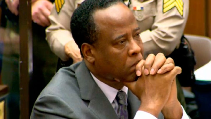 Conrad Murray Requests Publicly Funded Lawyer to Appeal Conviction