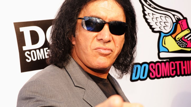 Man Arrested for Attack on Gene Simmons' Website
