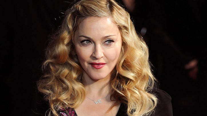 Madonna Signs Three-Album Deal With Interscope