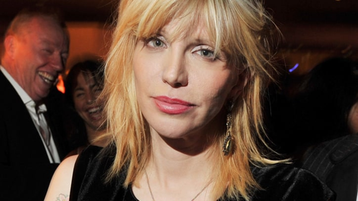 Courtney Love Evicted from Manhattan Townhouse
