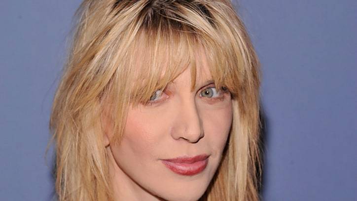Courtney Love Fighting Townhouse Eviction