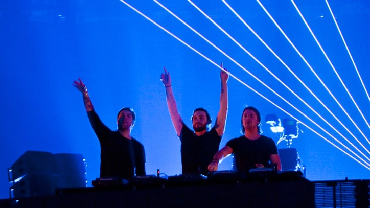 Swedish House Mafia Brings the Party to Madison Square Garden