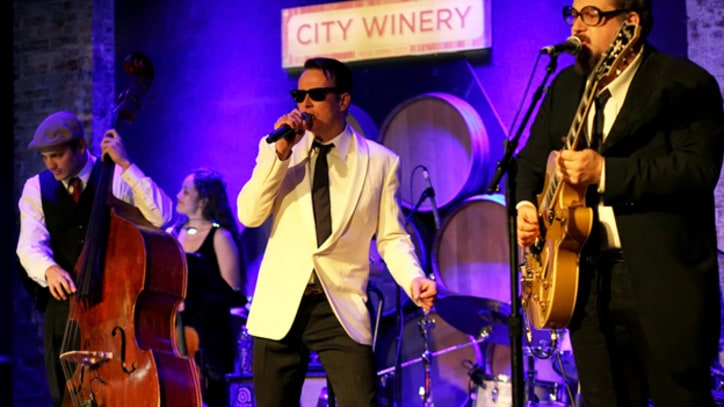 Scott Weiland's Christmas Kitsch at City Winery