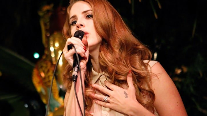 Lana Del Rey to Appear on 'Saturday Night Live'